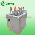 Máquina de macarrão elétrica comercial automática