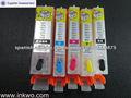Cartucho de tinta recargable de PGI-150 CLI-151 para las impresoras Canon, PGI150 CLI151