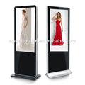 55 pulgadas lcd vertical anuncio monitor