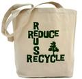 Ecológicas bolsas de la compra de alta calidad