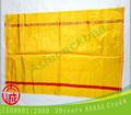 polipropileno amarillo transparente sacos bolsa