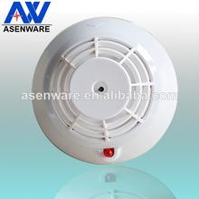 direccionable combinada de calor y detector de humo de firme sistema de alarma