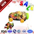 nuevo elemento natural de jalea de frutas sabores de frutas jalea caramelos y dulces