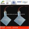 PIEZO membrana PVDF, PVDF piezoeléctricos Sensores, membrana Peugeot 500um