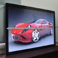 "80"" alto brillo lcd de panel táctil lcd de la pantalla lcd a prueba de agua del monitor con vga hdmi de entrada av"