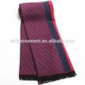 venta al por mayor hecho a mano bufanda de lana para hacer punto patrones