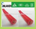 cable eléctrico de cables de 10 mm de buena calidad del cable de soldadura