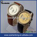 cocodrilo reloj japón movt relojes reloj para hombre