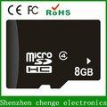 china de fábrica al por mayor de memoria micro sd tarjeta de 8gb precio
