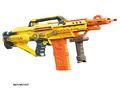 pistola de juguete con bateria musica y sonido
