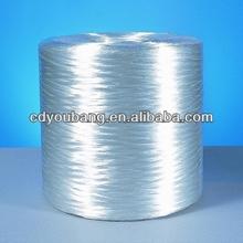 propiedades químicas montado el panel de fibra de vidrio de mechas