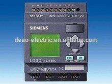 Siemens logo climáticas 6ed 1055- 1hb00- 0ba0 simatic plc logo
