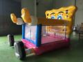 Spongebob Populares Castillo Inflable Con Precio Barato De China Proveedor KKCL-003S