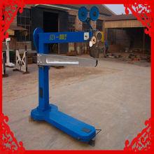 Manual de la caja de cartón grapado de la máquina, o la costura de la máquina de primera necesidad para caja de cartón corrugado
