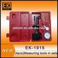 Ek-1915 Herramientas de medición en sets (4 piezas)