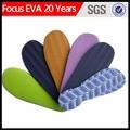 La costumbre de suela de zapato de fábrica/eva suela del zapato para el deslizador
