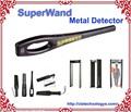 Profesional SuperWand Handheld segunda mano detector de metales en ventas