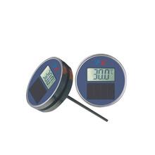 D1220 / Digital solar vino tanque indicador de temperatura c/f
