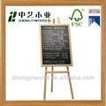 qualquer tamanho decorativos zhongyi cavaletes de madeira
