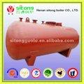 tanque de gas y tanque de presión con muchos usos