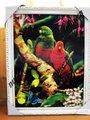 buena calidad 3d estéreo de imagen de los animales de aves