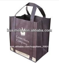 venta caliente bolsa de compras pp bolso no tejido fabricante directo