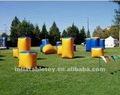 Búnker paintball/paintball/de paintball inflable bunker