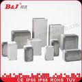 caja de plástico pequeña ip68 cajas