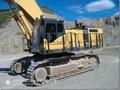 Excavadoras de minería usados PC1250-7, original de Japón