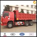 290hp camiones de volteo 25 toneladas de descarga de camiones para la venta