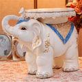 el precio de fábrica para los favores de la boda regalos elefante