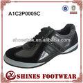 China zapatos de lona/zapatillas de lona zapatos de los hombres