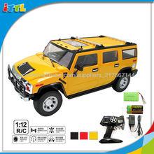 A460205 liscened todoterreno rc de juguete de plástico del coche del coche del rc