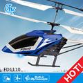 fd1110 de radio control helicóptero modelo de motor de corriente continua de helicóptero