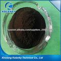 química yacimiento de lignito resinosa