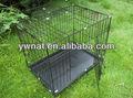 Se puede cambiar de la jaula del perro, plegable de alambre de las jaulas para perros, galvanizado perro jaulas