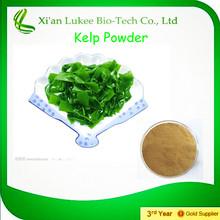 fucoxantina de alta calidad de la planta extracto de algas pardas