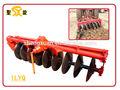 2014 venta caliente mejorado agrícolaimpulsado disco de arado con tractor