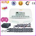 Au-6804 Electro estimulador muscular Cuidado del pecho y bajar de peso de la máquina