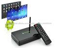android 4.2 caja de la TV inteligente, soporta google mercados tv Miracast y DLNA