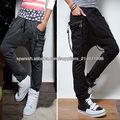 Pantalones del Harem de los nuevos hombres de moda a largo Deportes Casual WearLoose pantalones 16924