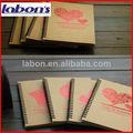 cuadernos de dibujo en hojas en blanco hojas microperforadoras limpio para el retiro fácil