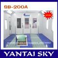 Sb-200a con descuento automático de pintura para hornear habitación