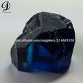 sintético de piedras preciosas en bruto azul tanzanita piedras preciosas gemas en bruto