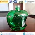 150ml/500ml color verde botella de vidrio decorativo