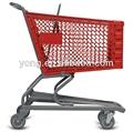 caliente la venta de supermercado americano carrito de la compra