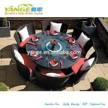 Habitaciones para ir al aire libre muebles yg-8013