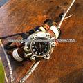 Moda pulsera de cuero reloj de la joyería hecha a mano
