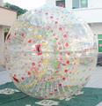 bola de balanceo inflable para los niños