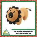 BBP0180 león de peluche juguetes de color suave estupendo marrón